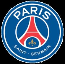Logotipo da equipe Paris Saint Germain (feminino)