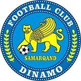 Dinamo Samarqand team logo