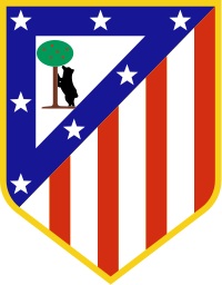 Atletico Madrid (feminino) team logo