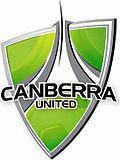Canberra United (w) team logo