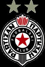 FK Partizan team logo