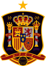 Spain (w) team logo