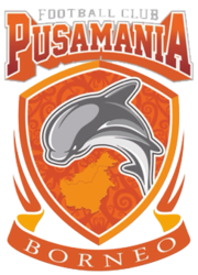 Logotipo da equipe Pusamania Borneo