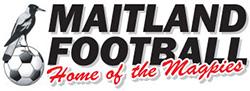 Maitland FC team logo