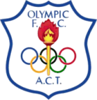 Canberra Olympic team logo