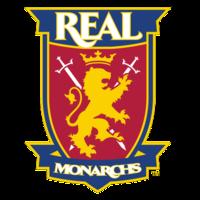 Real Monarchs SLC team logo