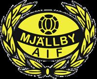 Mjallby AIF team logo