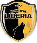 Municipal Liberia team logo