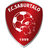 FC Saburtalo team logo