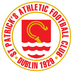 Logotipo da equipe atlética do St. Patricks