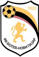 Logotipo da equipe de Botev Novi Pazar