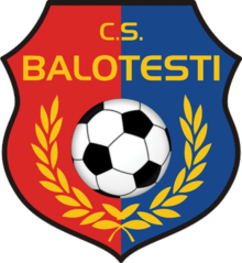 CS Balotesti team logo