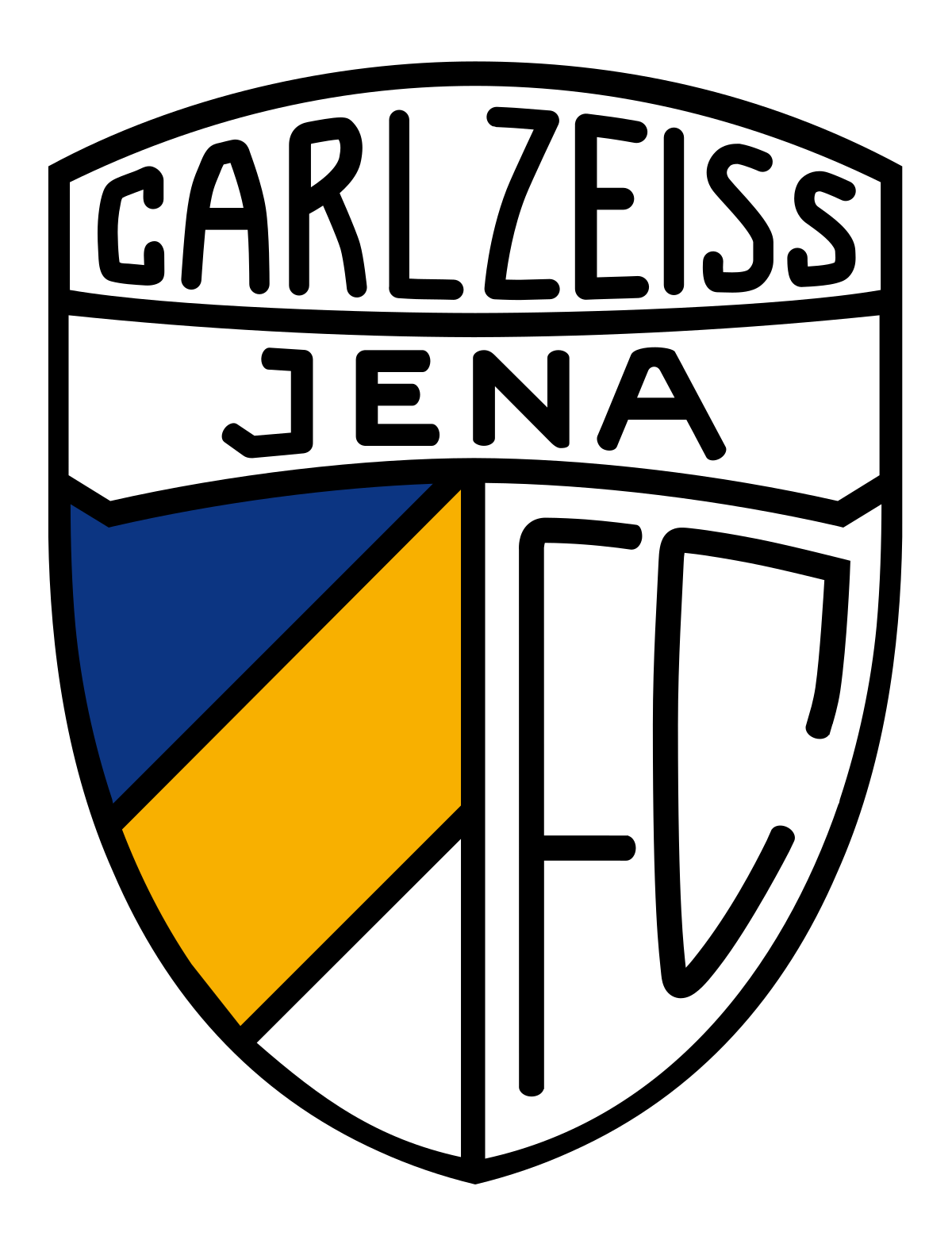 Logotipo da equipe Carl Zeiss Jena