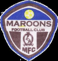 Maroons FC team logo