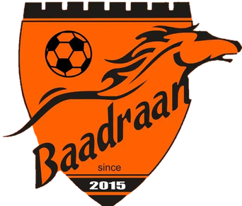 Baadraan Tehran team logo