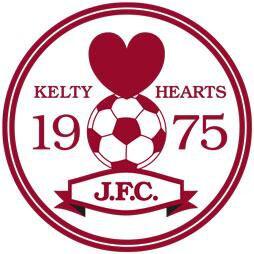 Kelty Hearts team logo