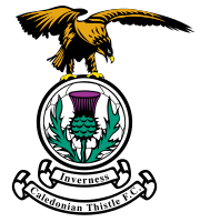Inverness CT team logo