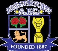 Athlone Town team logo