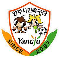 Yangju Citizen FC team logo