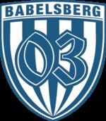 Logotipo da equipe SV Babelsberg 03