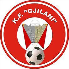 Gjilani team logo