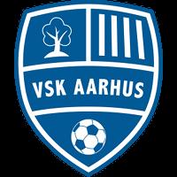 VSK Aarhus team logo