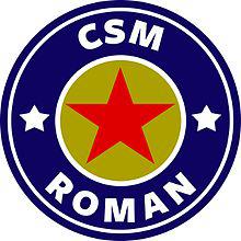 CSM Roman team logo