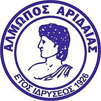 Logomarca da equipe Almopos Arideas