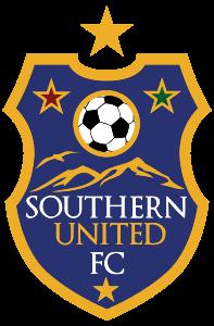 Logotipo da equipe Sul United (feminino)