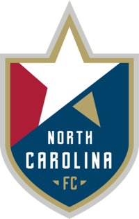 North Carolina FC team logo