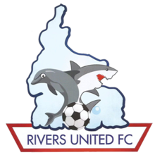 Rivers United team logo