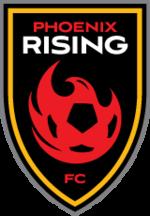 Phoenix Rising team logo