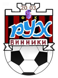Rukh Vynnyky team logo