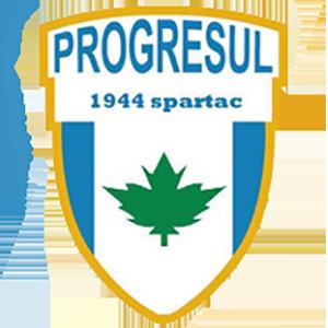 Progresul Spartac team logo
