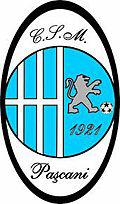 Logotipo da equipe CSM Pascani