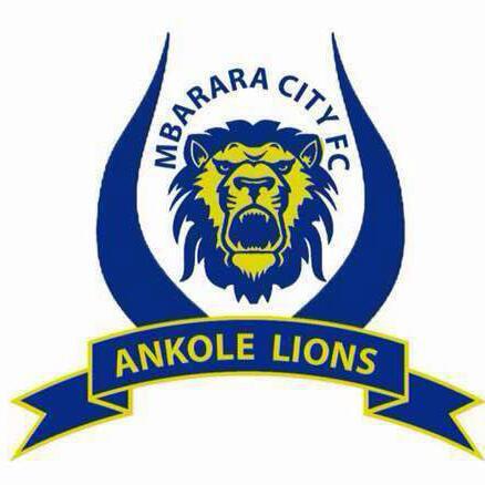 Mbarara City team logo
