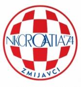 Croatia Zmijavci team logo