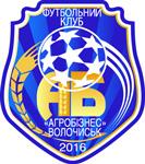Ahrobiznes Volochysk team logo