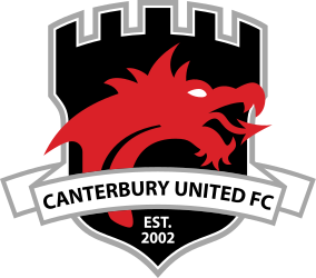 Canterbury United (w) team logo