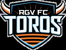 RGV Toros FC team logo