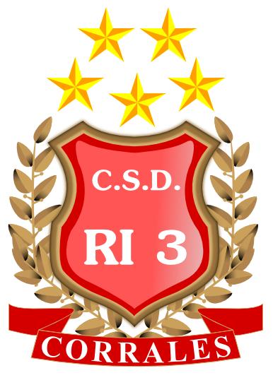 RI 3 Corrales team logo