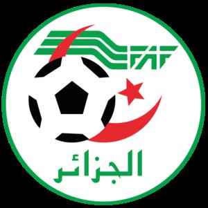 Algeria team logo