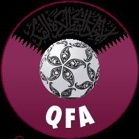 Qatar team logo