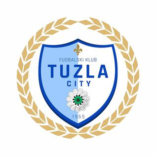 FK Tuzla City team logo