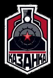 Logotipo da equipe de Kazanka Moscow