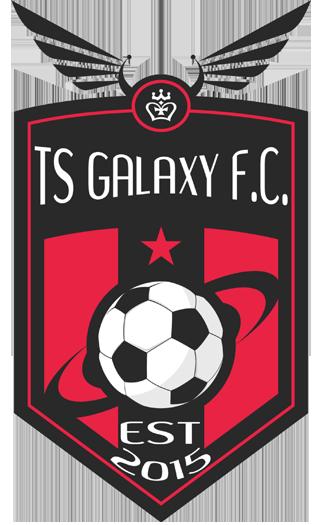 Logotipo da equipe TS Galaxy FC