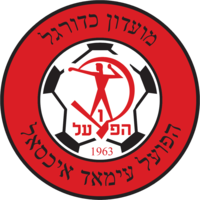 Hapoel Iksal team logo