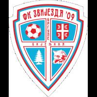 Logotipo da equipe FK Zvijezda 09