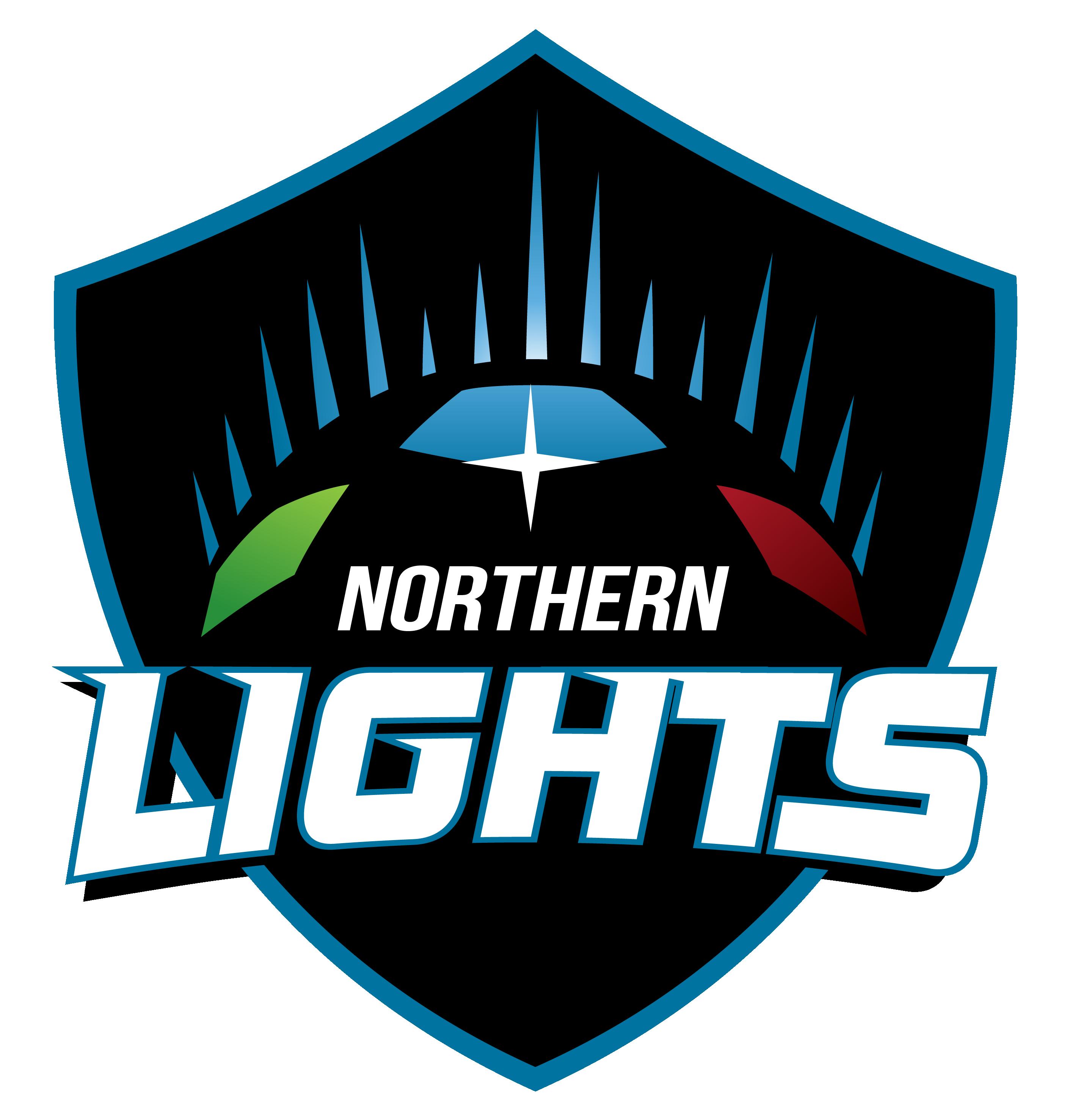 Logotipo da equipe do norte (feminino)