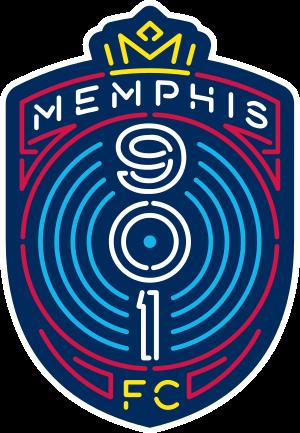 Memphis 901 FC team logo